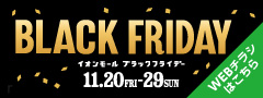 BLACKFRIDAYチラシ